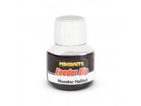 Mikbaits Feeder dip 50ml - Monster Halibut