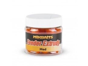 Mikbaits Měkké feeder extrudy 50ml - Med