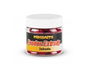 Mikbaits Měkké feeder extrudy 50ml - Jahoda