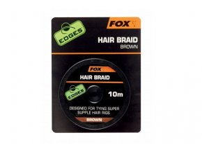 Fox vlasová šňůrka Edges Hair Braid