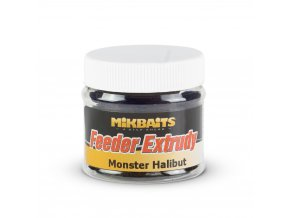 Mikbaits Měkké feeder extrudy 50ml - Monster Halibut