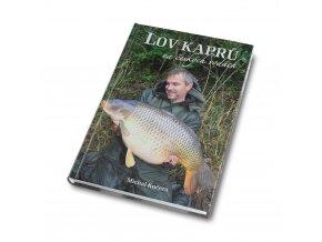 Mikbaits DVD, knihy - Kniha Lov kaprů na českých vodách