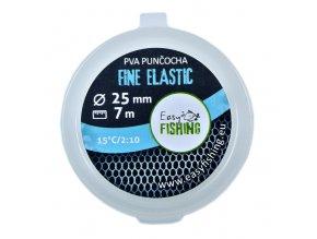 EasyFISHING 7m náhradní - PVA punčocha ELASTIC FINE 25mm