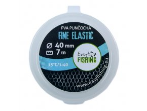 EasyFISHING 7m náhradní - PVA punčocha ELASTIC FINE 40mm