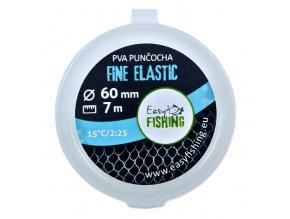 EasyFISHING 7m náhradní - PVA punčocha ELASTIC FINE 60mm