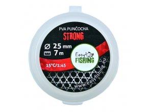 EasyFISHING 7m náhradní - PVA punčocha STRONG 25mm