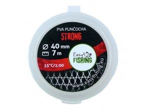 EasyFISHING 7m náhradní - PVA punčocha STRONG 40mm