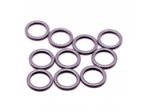 Ashima bižuterie - O kroužek RVS Rig Rings 5mm 20ks