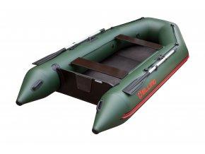 Nafukovací čluny Elling - Forsag 310 s pevnou skládací podlahou, zelený