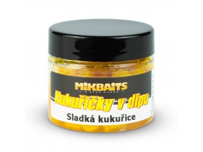 Mikbaits Bonduelky v dipu 50ml - Sladká kukuřice