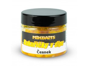 Mikbaits Bonduelky v dipu 50ml - Česnek
