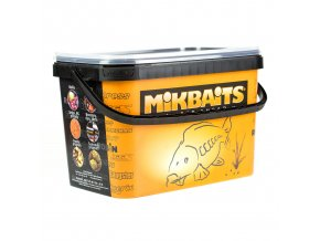Mikbaits BiG boilie 2,5kg - BigC Cheeseburger 20mm