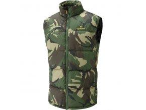 Vesta Wychwood Puffer Gilet Camouflage Medium