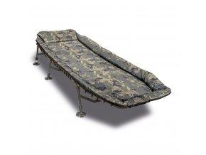 Solar Lehátko Undercover Camo Bedchair