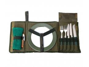 CarpPro jídelní set Compact Food Set (CPHD5242)