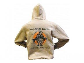 Imperial Baits mikina s kapucí