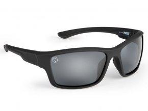 fox bryle sunglass matt black with grey lensematt black with grey lense