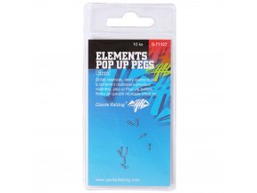 Giants fishing Kolíček s očkem Elements Pop Up Pegs 5mm, 10ks