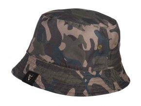 fox klobouk khaki camo reversible bucket hat (1)