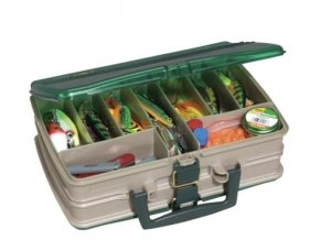 Plano Double-Sided 20-Compartment Satchel