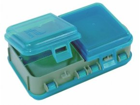 Plano Double-Sided Adjustable Tackle Organizer Small