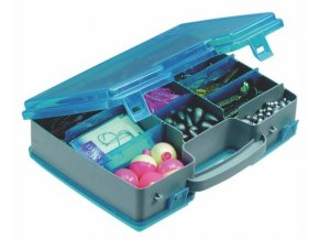 Plano Double-Sided Adjustable Tackle Organizer Large