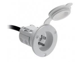 Minn Kota MKR-23 AC Power Port White