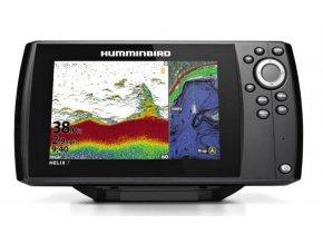 Humminbird echolot HELIX 7x CHIRP GPS G3