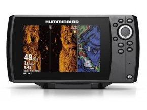 Humminbird echolot HELIX 7x CHIRP MSI GPS G3