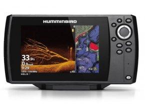 Humminbird echolot HELIX 7x CHIRP MDI GPS G3N