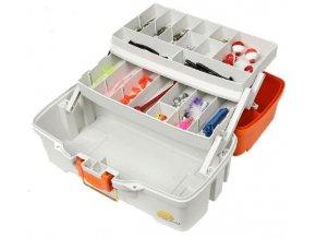 Plano Let's Fish! Two-Tray Tackle Box