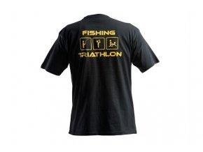DOC Fishing tričko Triathlon