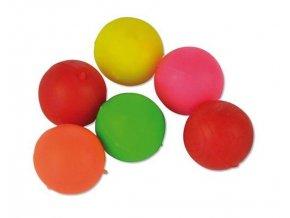 Carp Spirit Floating Balls Fluoro Yellow 14 mm, 6 ks