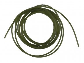 Carp Spirit hadička Sinking Rig Tube Weed Green 0.7mm - 2m