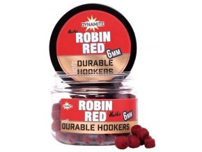 Dynamite Baits Durable Hookers Robin Red 6 mm