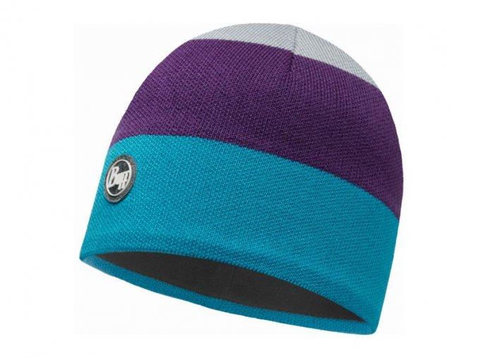 BUFF Knitted a Polar Hat (Farba DALA RNA MULTI-MULTI)