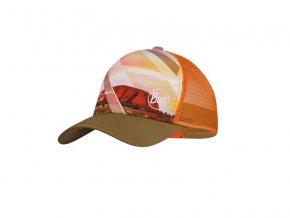 BUFF TRUCKER CAP AYERS CAMEL MOUNTAIN