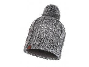 BUFF Knitted a Polar Hat (Farba PEBBLE GREY)