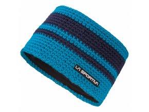 6728 la sportiva zephir headband tropic blue indigo