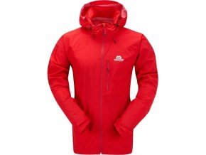 Mountain Equipment  Aeon Jacket (Farba IMPERIAL RED, Veľkosť L)