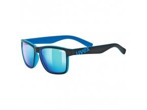 8102 uvex lgl 39 black mat blue