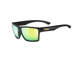 UVEX lgl 29 black mat/mirror yellow S3