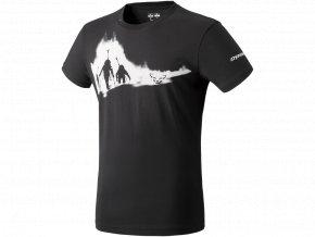 Dynafit Graphic bavlněné pánské tričko