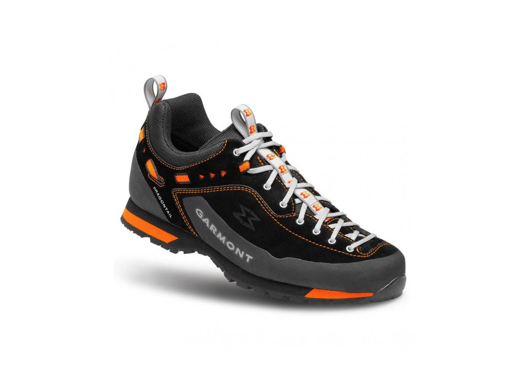 Garmont Dragontail LT black orange - KARAKORAM 848b3210f7