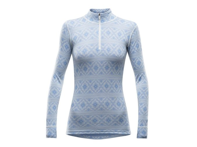 DEVOLD Ona Woman Half Zip Neck