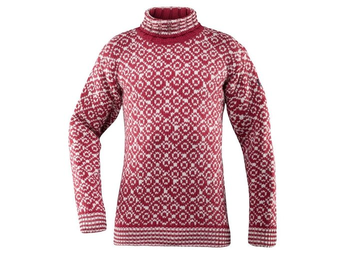 DEVOLD Svalbard Sweater High Neck