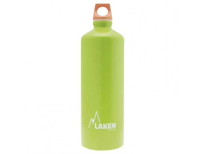 alu bottle futura 0 75 l pink cap green bot env