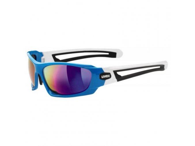 uvex sportstyle 306 blue white