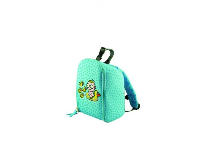 insulated baby kids backpack epatado blue zkg