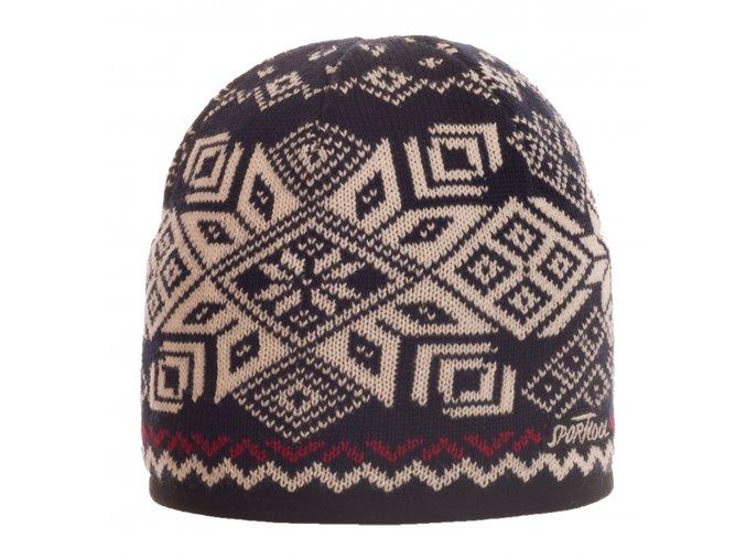 SPORTCOOL Pánska čiapka 204 - tmavomodrá
